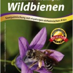 Wildblumen -Mischung für Wildbienen mit einjährigen Arten