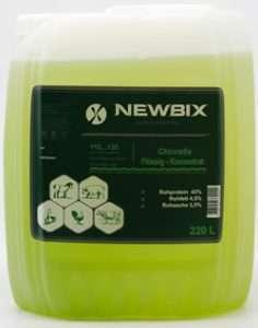 Newbix Chlorella als Futtermittelzusatz