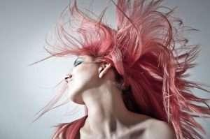 Pink Hair und Haarpflege