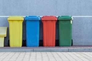 Mülltrennung Foto von Pawel Czerwinski, unsplash