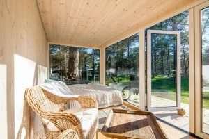 Modernes Gartenhaus von Hansagarten